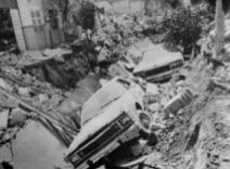 アンビリバボー メキシコ グアダラハラ爆発事故 2月9日 再現動画・画像