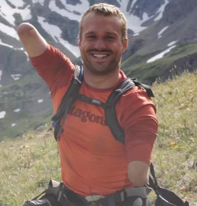 アンビリバボー!両手両足の無いカイルがキリマンジャロ登頂の奇跡!父親の教えと言い訳とは?5月4日 動画