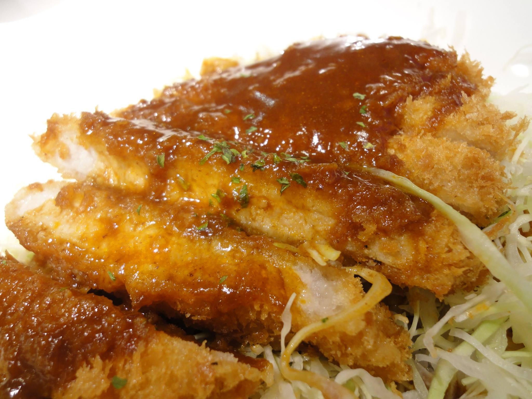 ケンミンショー デミカツ丼@岡山 やまと/野村の和風ソースのレシピはラーメンが?5月25日