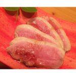 青空レストラン 河内鴨 ロースのお取り寄せ/通販@大阪[ツムラ本店販売]レシピはお造りが絶品!11月18日