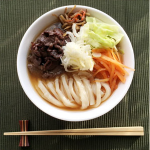 ケンミンショー 吉田のうどんの肉は馬肉!通販/お取り寄せ@山梨県 つゆのレシピは醤油&味噌ブレンド!11月9日