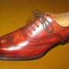教えてもらう前と後 千葉刑務所で作るオーダーメイド紳士靴は1年待ち!6月26日