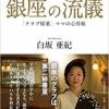 プロフェッショナル 銀座高級クラブ白坂亜紀のお店の料金や清原和博との関係は?4月16